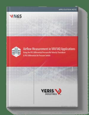 Airflow Measurement in VAV-IAQ ApplicationsMockup