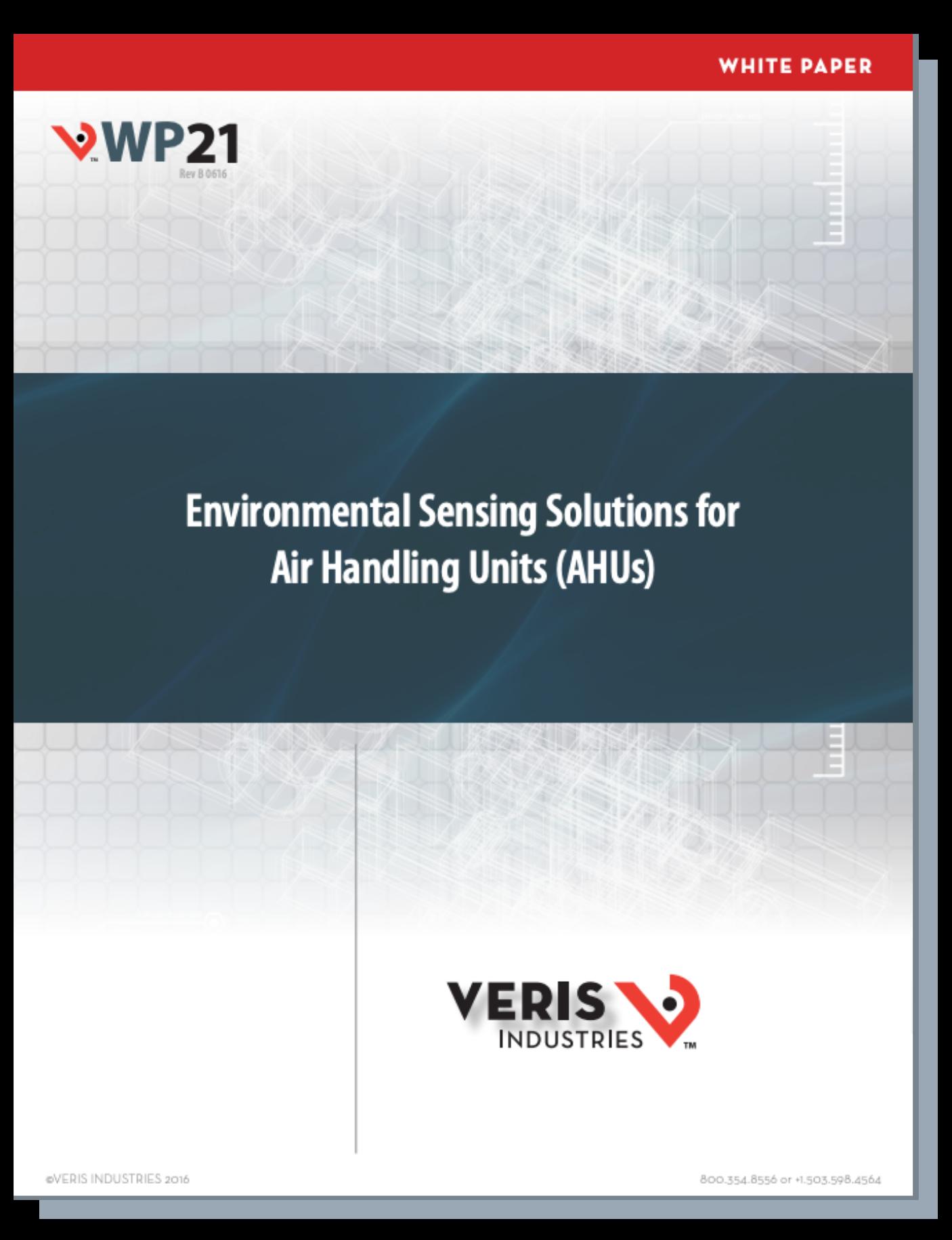 Environmental Sensing Solutions for Air Handling Units Mock Up-1